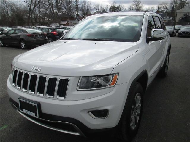 2016 Jeep Grand Cherokee Limited (Stk: 171461) in Richmond - Image 6 of 14