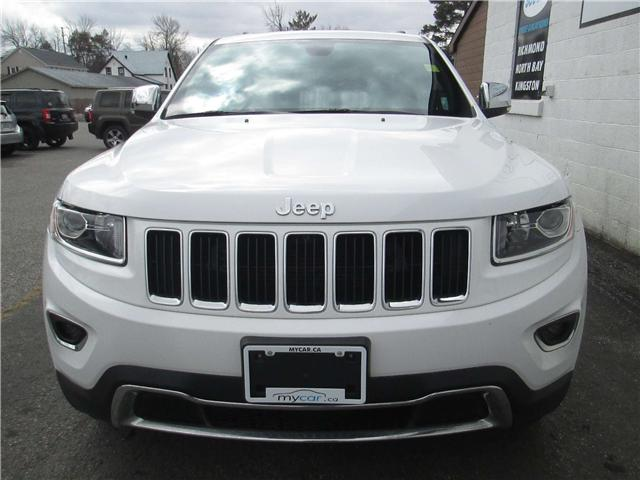 2016 Jeep Grand Cherokee Limited (Stk: 171461) in Richmond - Image 7 of 14