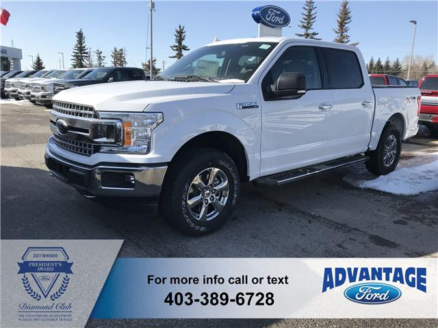 2018 Ford F-150 XLT (Stk: J-485) in Calgary - Image 1 of 5