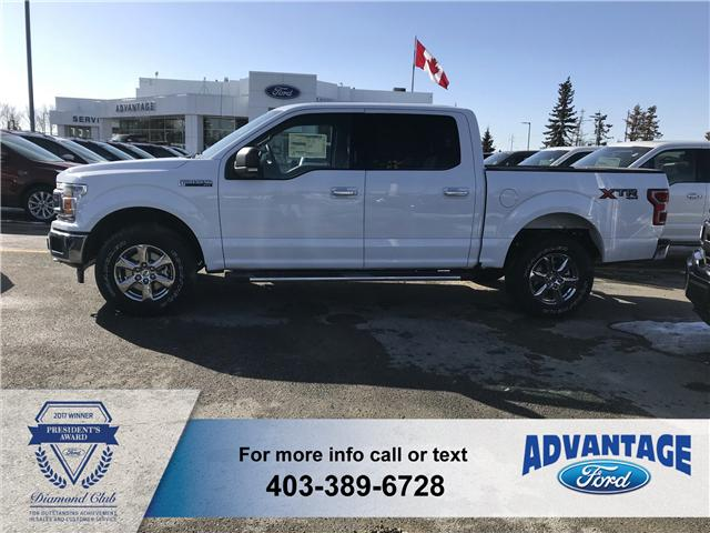 2018 Ford F-150 XLT (Stk: J-676) in Calgary - Image 2 of 5