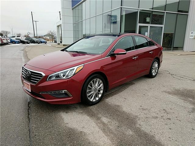 2015 Hyundai Sonata Limited (Stk: 80139A) in Goderich - Image 2 of 19