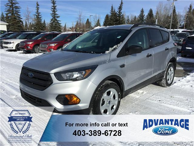 2018 Ford Escape S (Stk: J-451) in Calgary - Image 1 of 5
