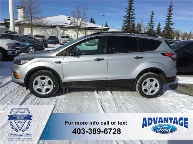 2018 Ford Escape S (Stk: J-451) in Calgary - Image 2 of 5