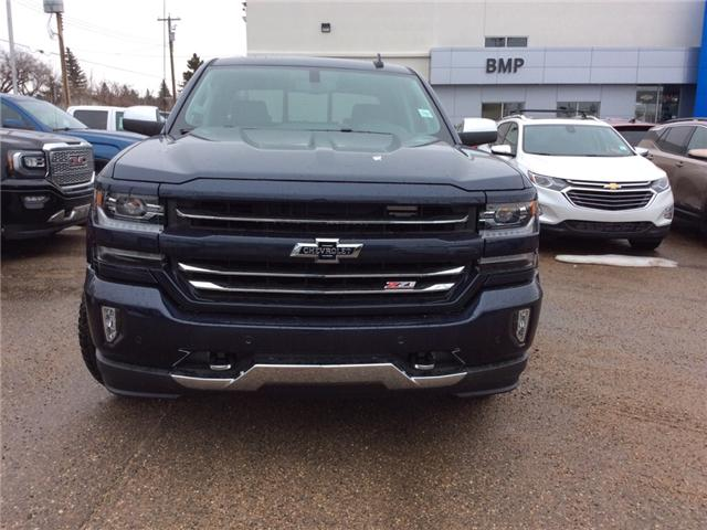 2018 Chevrolet Silverado 1500 2LZ (Stk: 191041) in Brooks - Image 2 of 12