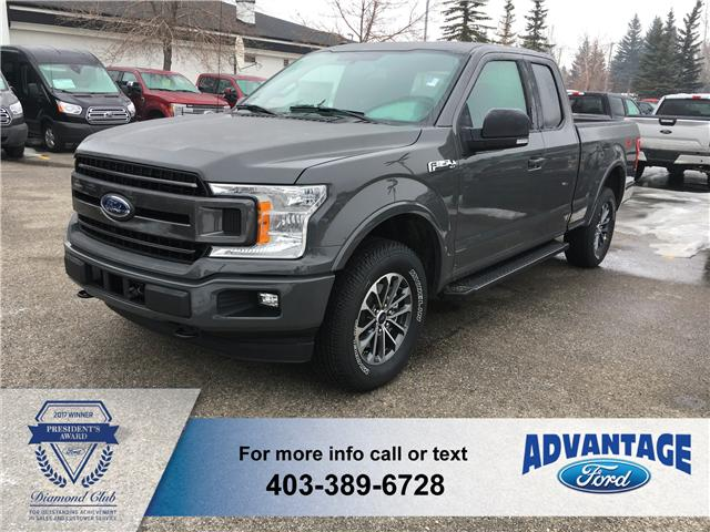 2018 Ford F-150 XLT (Stk: J-440) in Calgary - Image 1 of 5