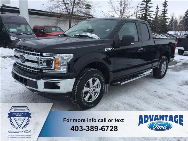 2018 Ford F-150 XLT (Stk: J-389) in Calgary - Image 1 of 5
