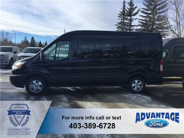 2018 Ford Transit-350 XLT (Stk: J-174) in Calgary - Image 2 of 6