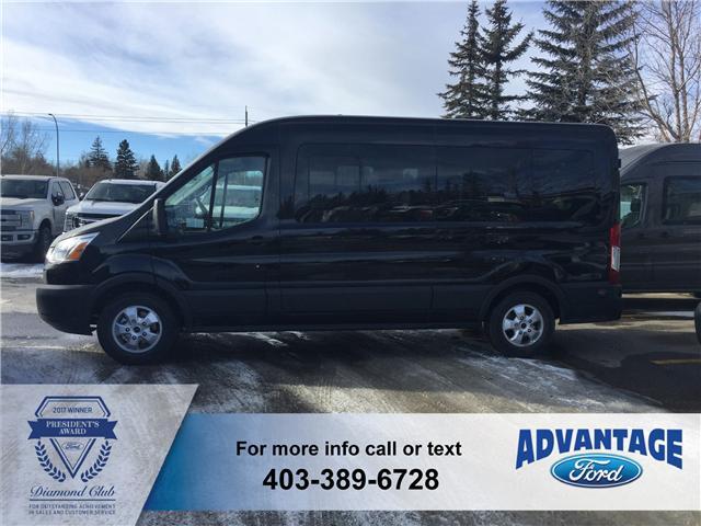 2018 Ford Transit-350 XLT (Stk: J-174) in Calgary - Image 2 of 6