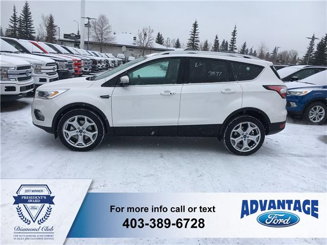 2017 Ford Escape Titanium (Stk: H-1751) in Calgary - Image 2 of 5
