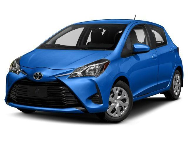 2018 Toyota Yaris LE (Stk: 18280) in Walkerton - Image 1 of 9