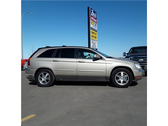 2007 Chrysler Pacifica Touring (Stk: P212-1) in Brandon - Image 1 of 9