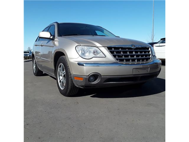 2007 Chrysler Pacifica Touring (Stk: P212-1) in Brandon - Image 2 of 9