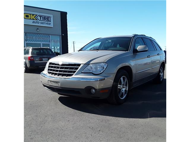 2007 Chrysler Pacifica Touring (Stk: P212-1) in Brandon - Image 3 of 9