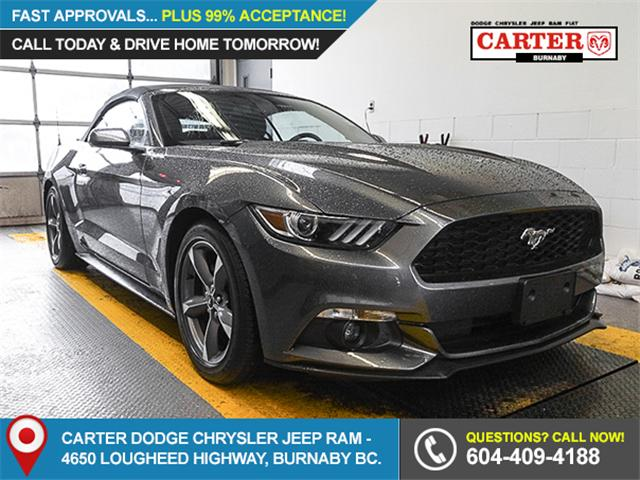 2017 Ford Mustang V6 (Stk: X-5847-0) in Burnaby - Image 1 of 23