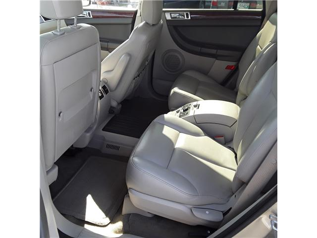 2007 Chrysler Pacifica Touring (Stk: P212-1) in Brandon - Image 7 of 9