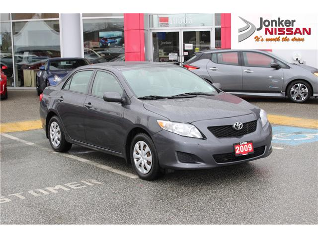 2009 Toyota Corolla CE (Stk: R2H73A) in Langley - Image 1 of 19