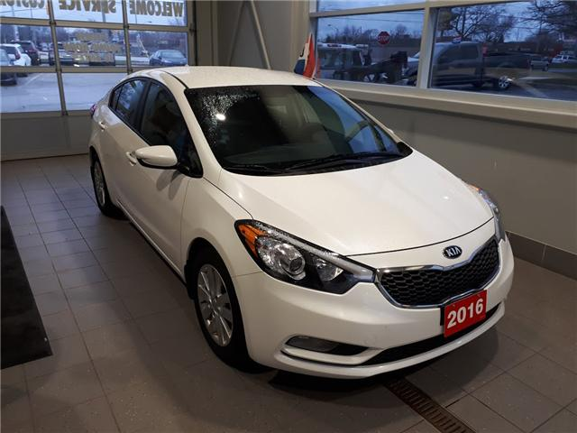 2016 Kia Forte 1.8L LX+ (Stk: KP0458) in Windsor - Image 1 of 12
