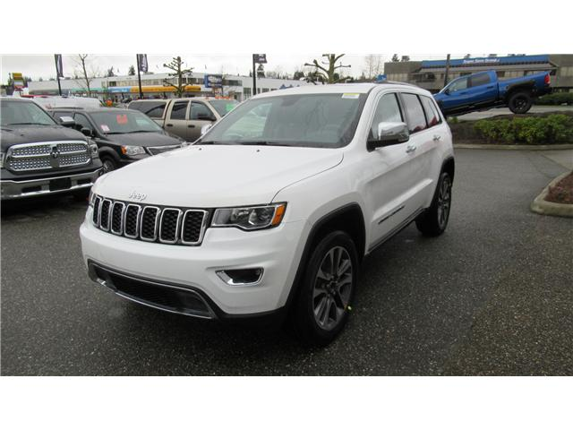 2018 Jeep Grand Cherokee Limited (Stk: J265116) in Surrey - Image 2 of 15