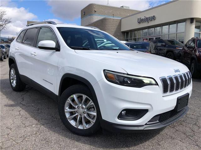 2019 Jeep Cherokee North (Stk: K015) in Burlington - Image 1 of 17