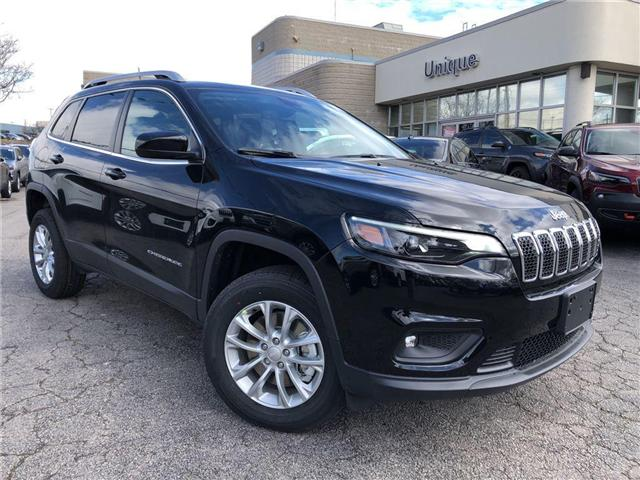 2019 Jeep Cherokee North (Stk: K006) in Burlington - Image 1 of 17