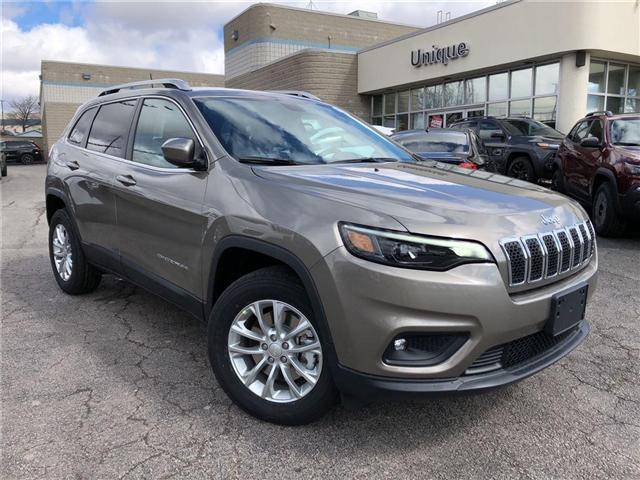 2019 Jeep Cherokee North (Stk: K013) in Burlington - Image 1 of 18
