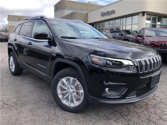 2019 Jeep Cherokee North (Stk: K007) in Burlington - Image 1 of 16