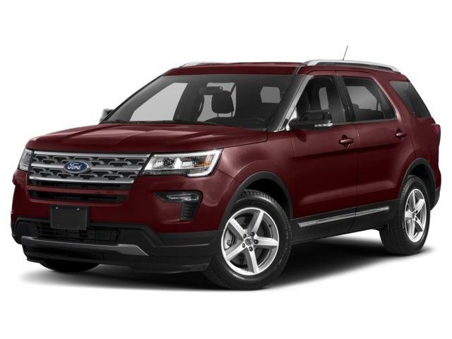 2018 Ford Explorer Sport (Stk: J-812) in Calgary - Image 1 of 9
