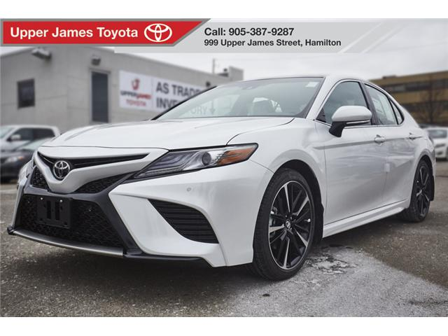 2018 Toyota Camry XSE V6 (Stk: 180568) in Hamilton - Image 1 of 14