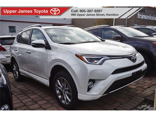 2018 Toyota RAV4 Limited (Stk: 180570) in Hamilton - Image 2 of 10