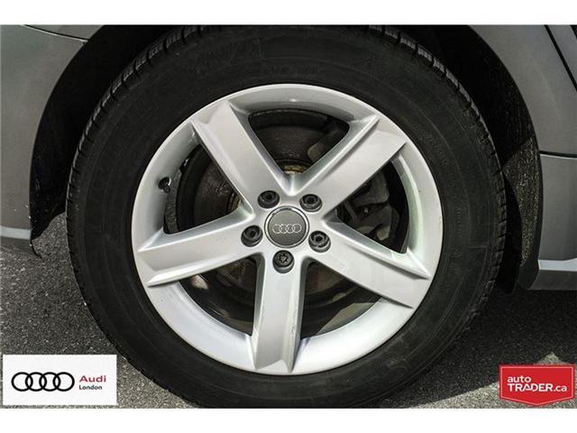 2015 Audi A4 allroad 2.0T Progressiv (Stk: Q36862A) in London - Image 6 of 22