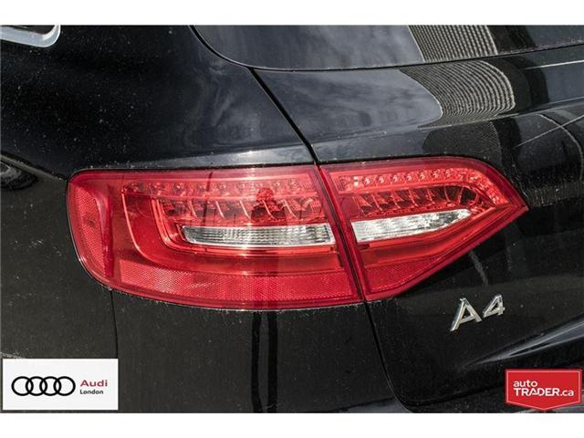 2015 Audi A4 allroad 2.0T Progressiv (Stk: Q36862A) in London - Image 8 of 22