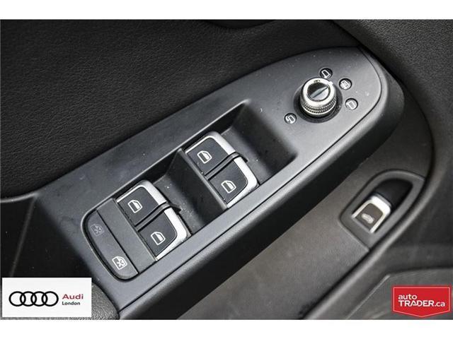 2015 Audi A4 allroad 2.0T Progressiv (Stk: Q36862A) in London - Image 9 of 22