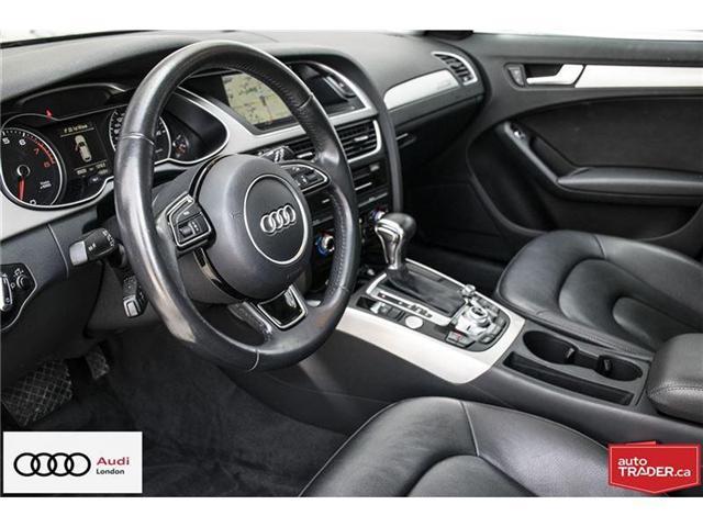 2015 Audi A4 allroad 2.0T Progressiv (Stk: Q36862A) in London - Image 11 of 22