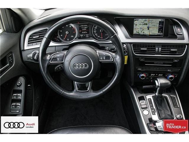 2015 Audi A4 allroad 2.0T Progressiv (Stk: Q36862A) in London - Image 14 of 22