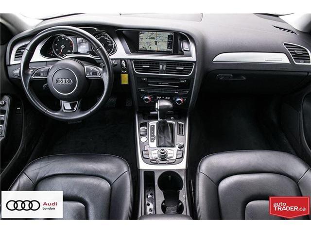 2015 Audi A4 allroad 2.0T Progressiv (Stk: Q36862A) in London - Image 15 of 22
