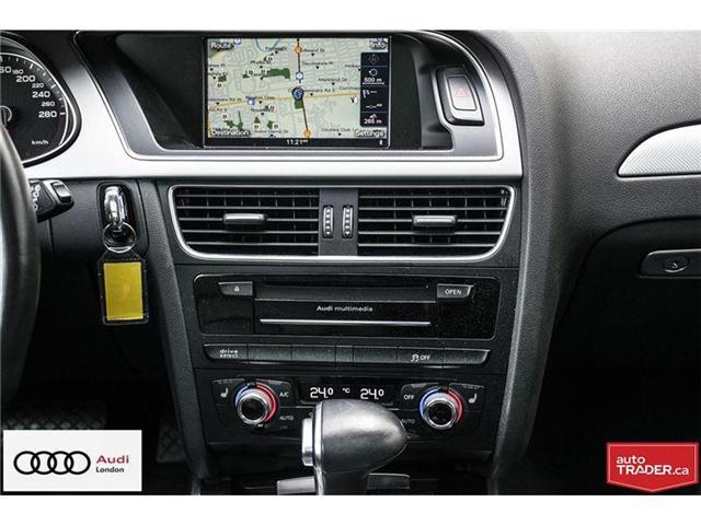 2015 Audi A4 allroad 2.0T Progressiv (Stk: Q36862A) in London - Image 16 of 22