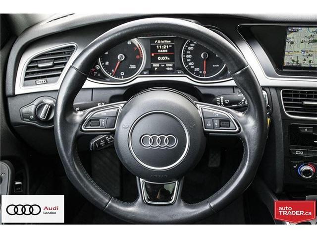 2015 Audi A4 allroad 2.0T Progressiv (Stk: Q36862A) in London - Image 17 of 22