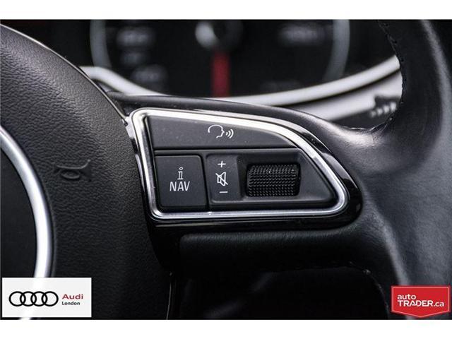 2015 Audi A4 allroad 2.0T Progressiv (Stk: Q36862A) in London - Image 18 of 22