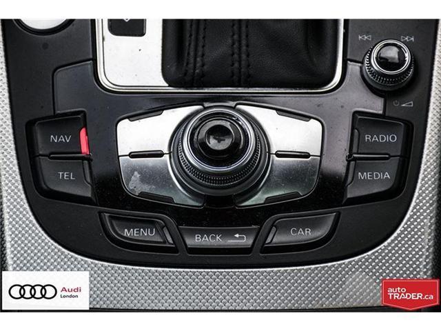 2015 Audi A4 allroad 2.0T Progressiv (Stk: Q36862A) in London - Image 19 of 22