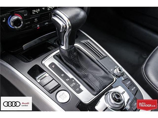 2015 Audi A4 allroad 2.0T Progressiv (Stk: Q36862A) in London - Image 22 of 22
