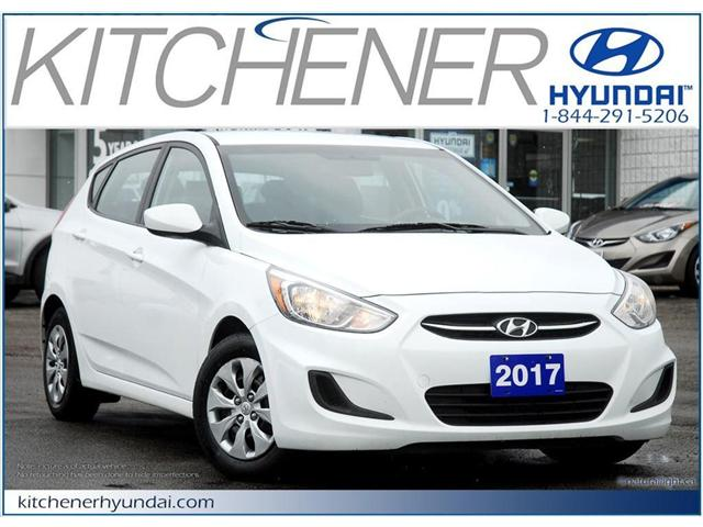 2017 Hyundai Accent  (Stk: OP3748) in Kitchener - Image 1 of 10