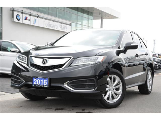 2016 Acura RDX Base (Stk: P802938) in Brampton - Image 1 of 13