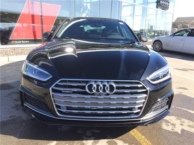 2018 Audi A5 2.0T Technik (Stk: N4535) in Calgary - Image 2 of 5