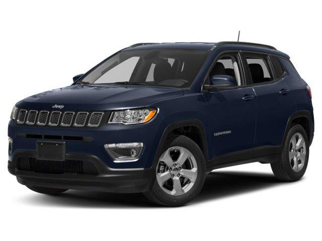 2018 Jeep Compass North (Stk: 184023) in Toronto - Image 1 of 9