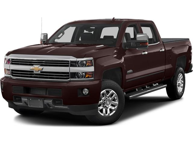 2018 Chevrolet Silverado 3500HD High Country (Stk: 191284) in Brooks - Image 1 of 4