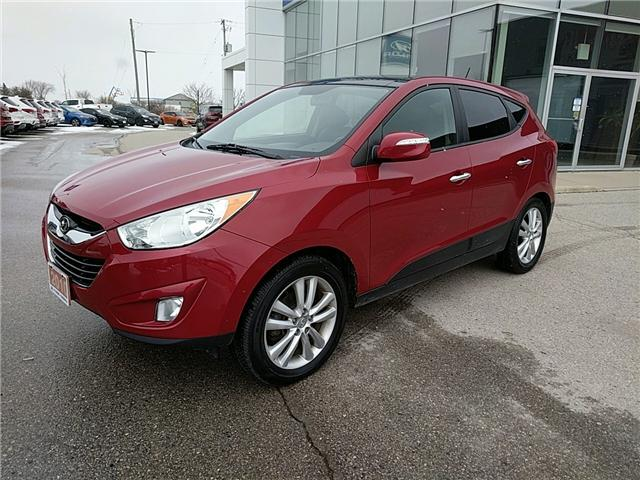 2010 Hyundai Tucson Limited (Stk: 85003A) in Goderich - Image 1 of 14