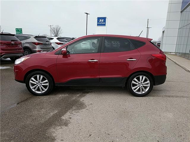 2010 Hyundai Tucson Limited (Stk: 85003A) in Goderich - Image 2 of 14