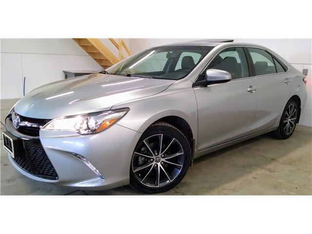 2015 Toyota Camry XSE (Stk: P8072) in Walkerton - Image 1 of 30