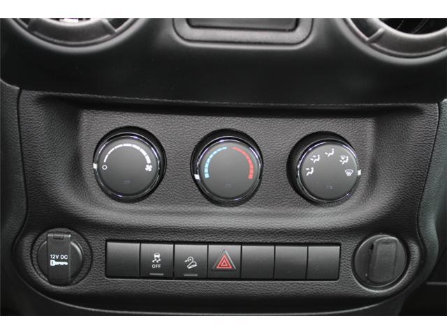 2018 Jeep Wrangler JK Sport (Stk: L914802) in Courtenay - Image 21 of 29