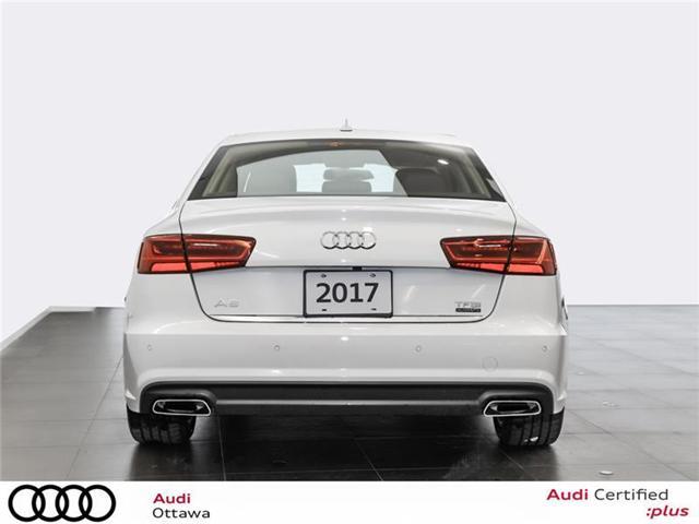 2017 Audi A6 3.0T Progressiv (Stk: 50805) in Ottawa - Image 5 of 22